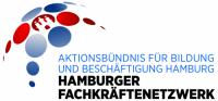 Logo: Hamburger Fachkräftenetzwerk