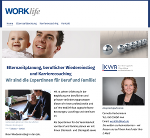 Worklife Homepage